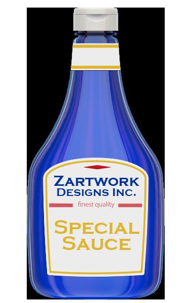 Zartwork Special Sauce