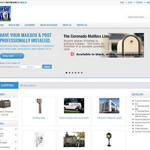 Youve Got Mail Web Design