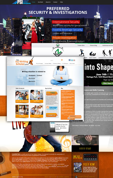 Long Island Web Design