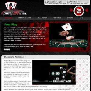 Play31 Web Design
